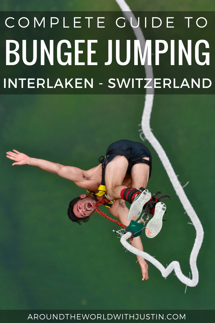 bungee jumping interlaken switzerland bungy jump alpin raft outdoor adventures