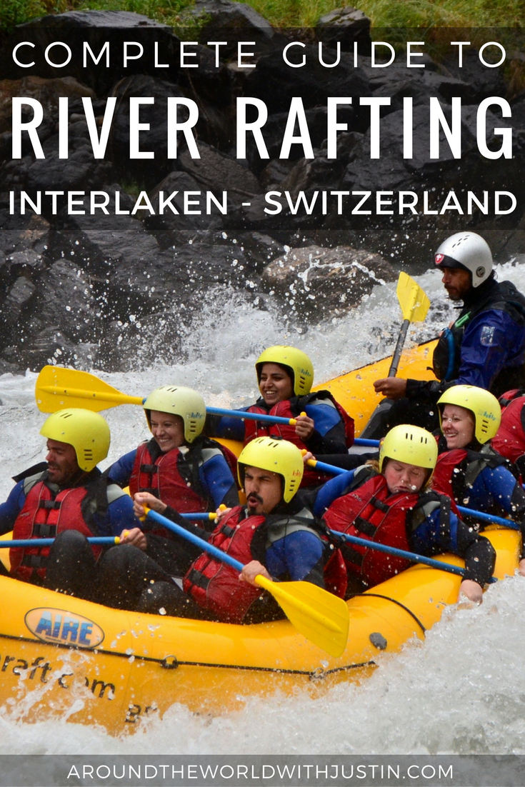 river rafting interlaken switzerland alpin raft outdoor adventures