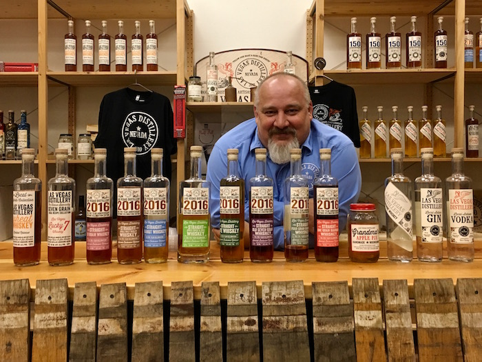Best Things to do in Vegas Travel Nevada Justin Walter Las Vegas Distillery
