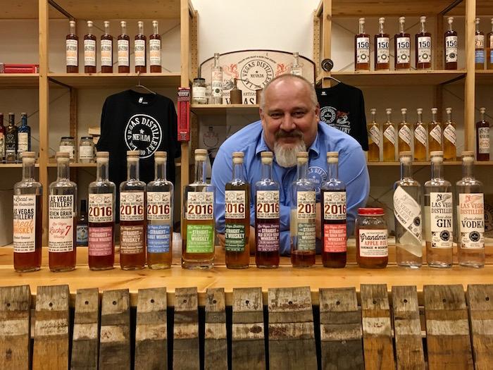 Best Things to do in Vegas Travel Nevada Justin Walter Las Vegas Distillery