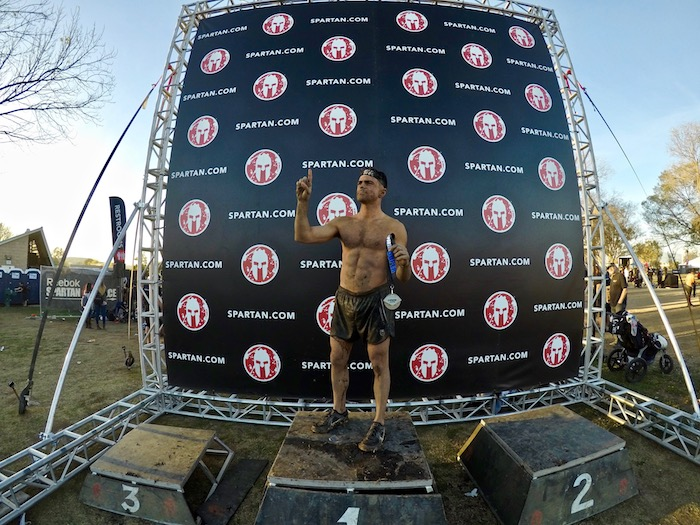Spartan Race SoCal Obstacle Course Chino California Los Angeles