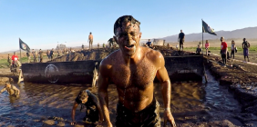 Running the Spartan Race SoCal Obstacle Course