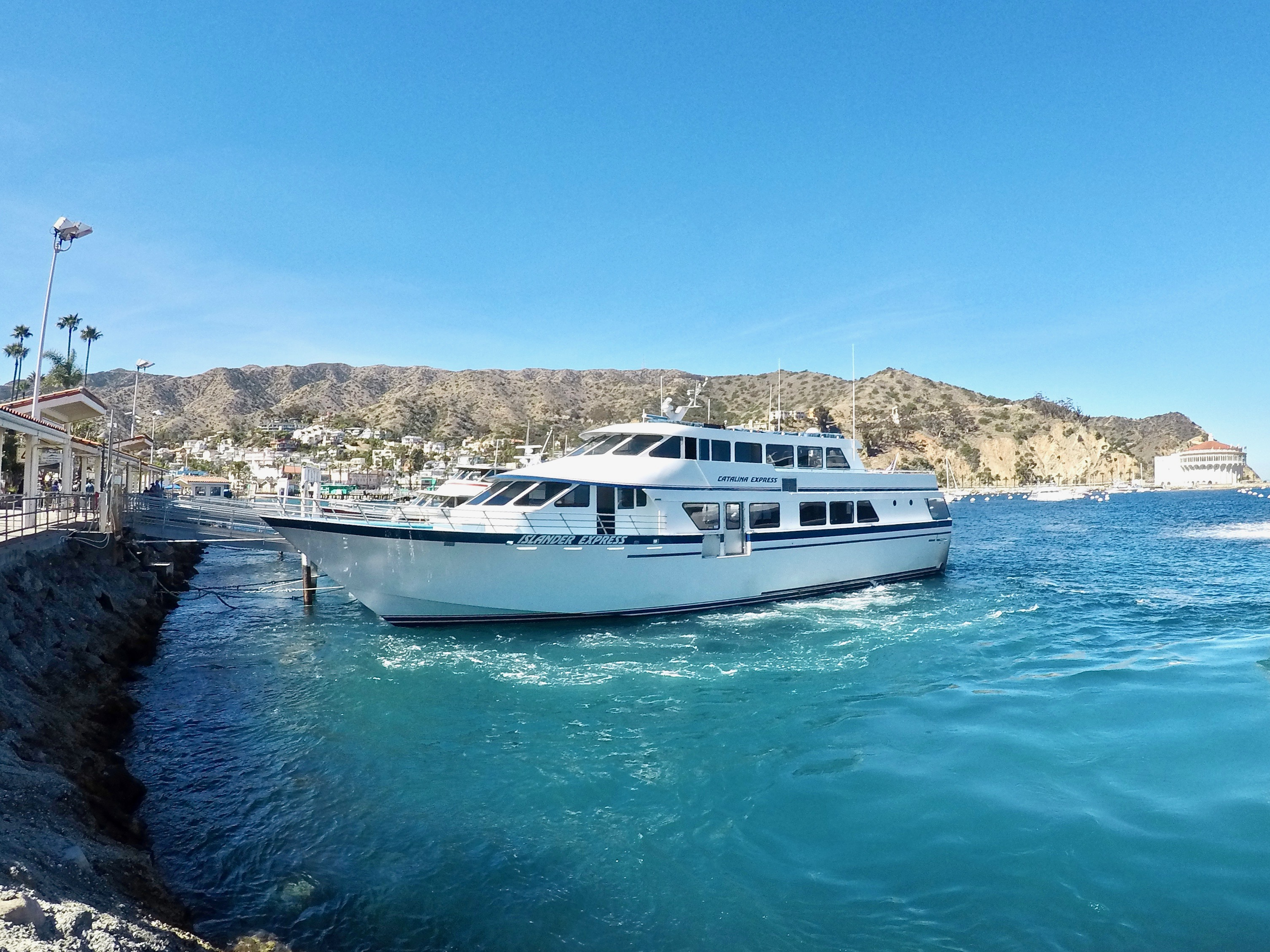 Things to do in Catalina Island Catalina Express