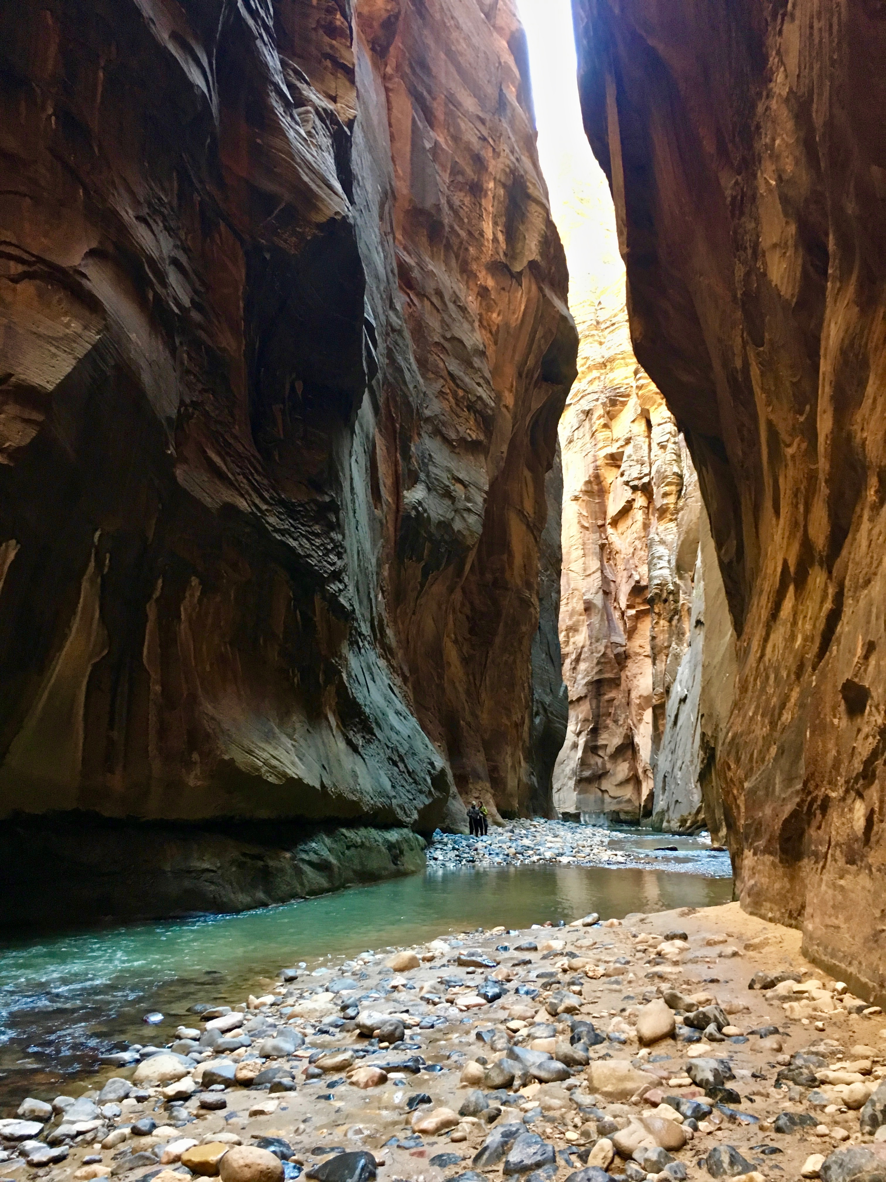 Zion National Park Narrows Hike