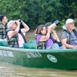 Borneo Eco Tours Wildlife River Cruise Sukau Rainforest Lodge