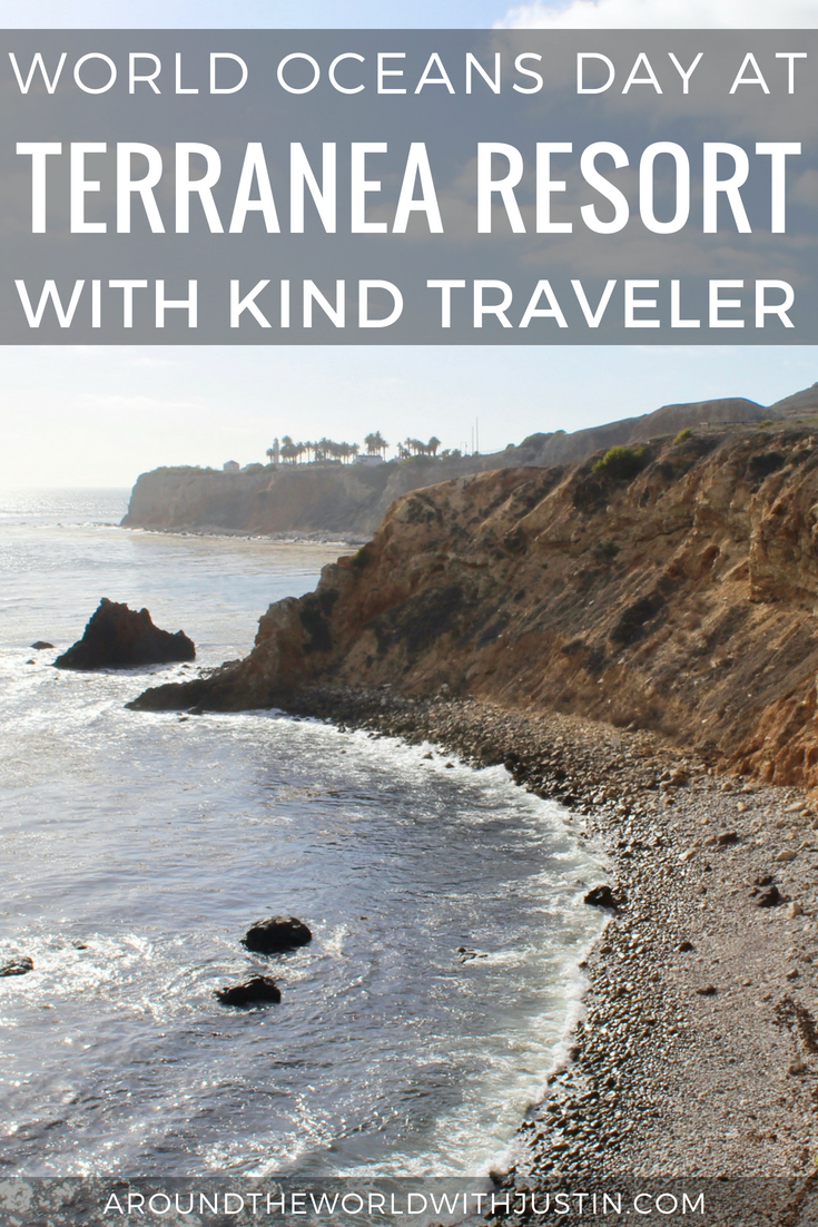 Kind Traveler Terranea Resort World Oceans Day