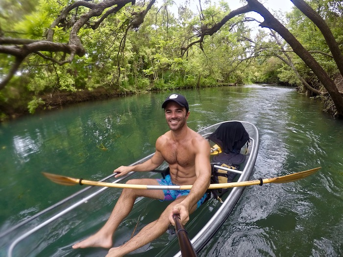 Things to do in San Marcos TX Clear Kayak Tours Kayaking San Marcos River
