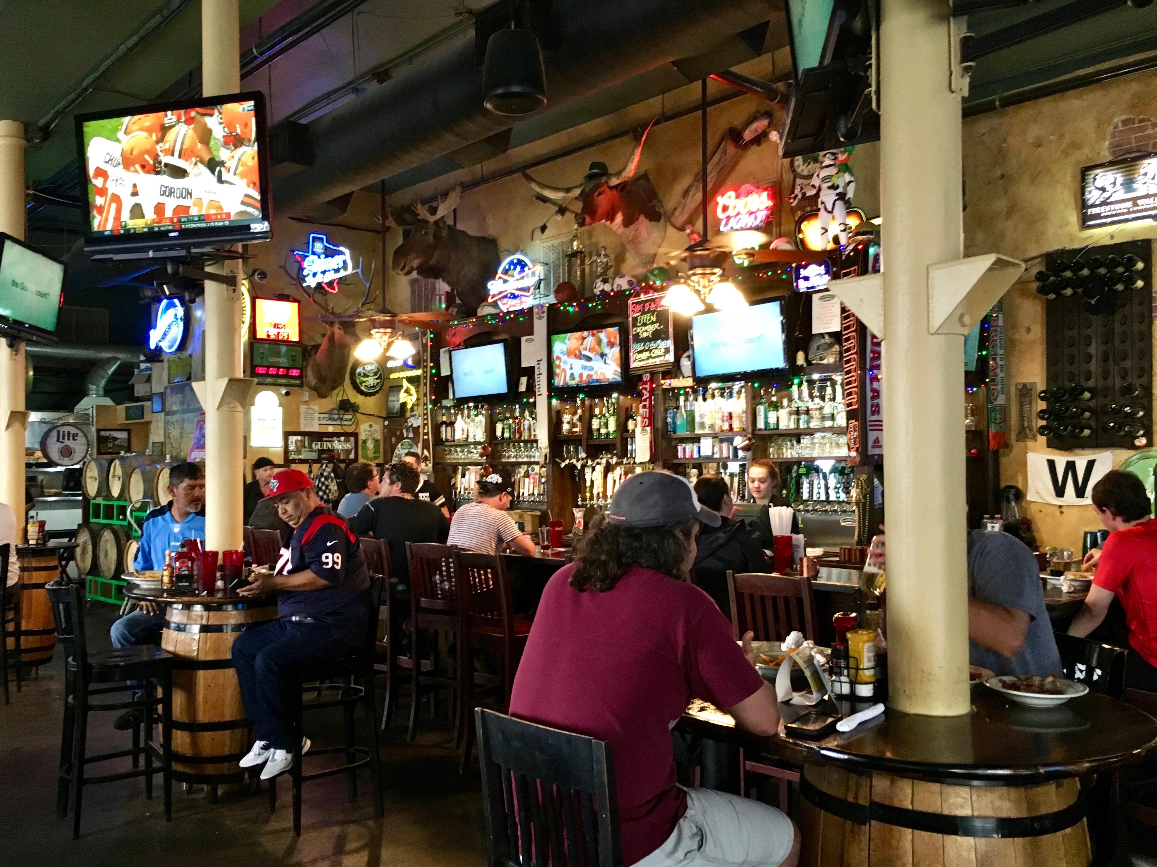 San Marcos Texas Sean Patrick's