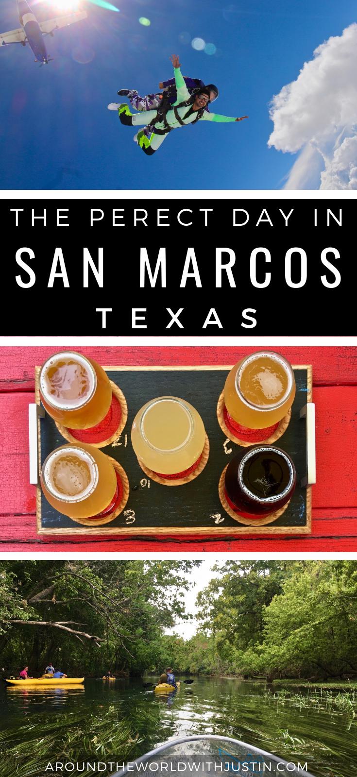 San Marcos Texas