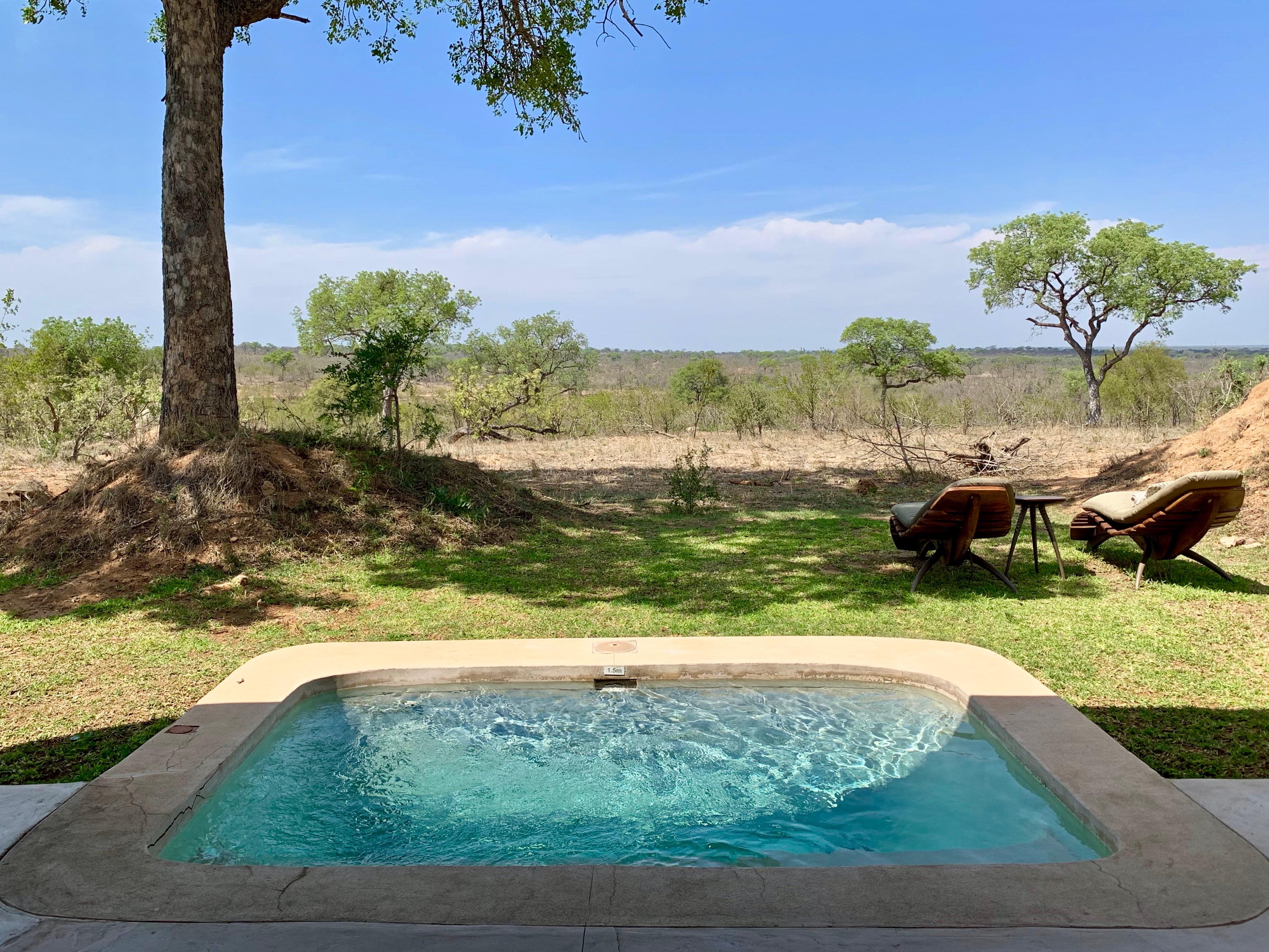 Sabi Sabi Private Game Reserve South Africa Earth Lodge