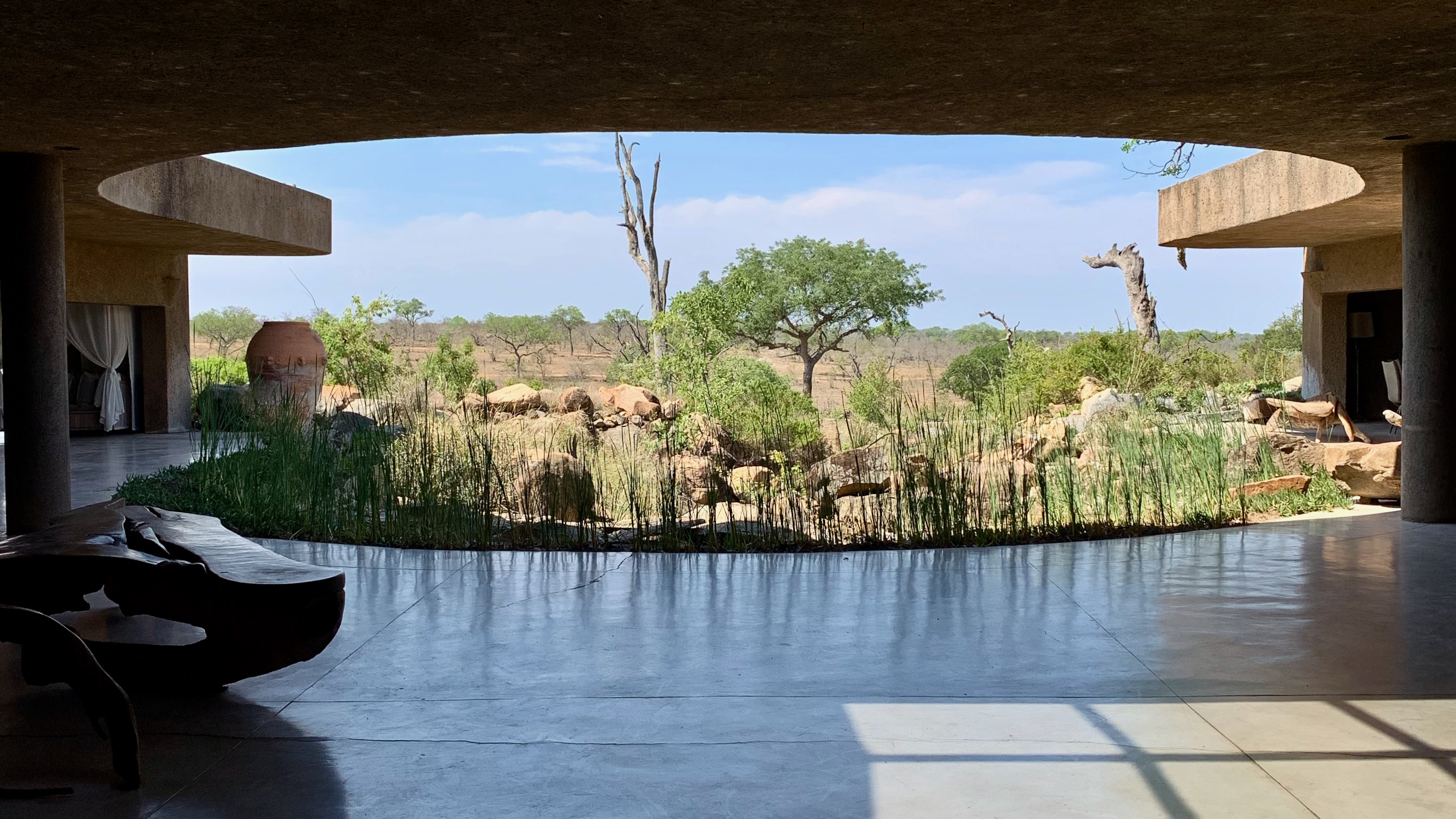 Sabi Sabi Private Game Reserve South Africa Earth Lodge