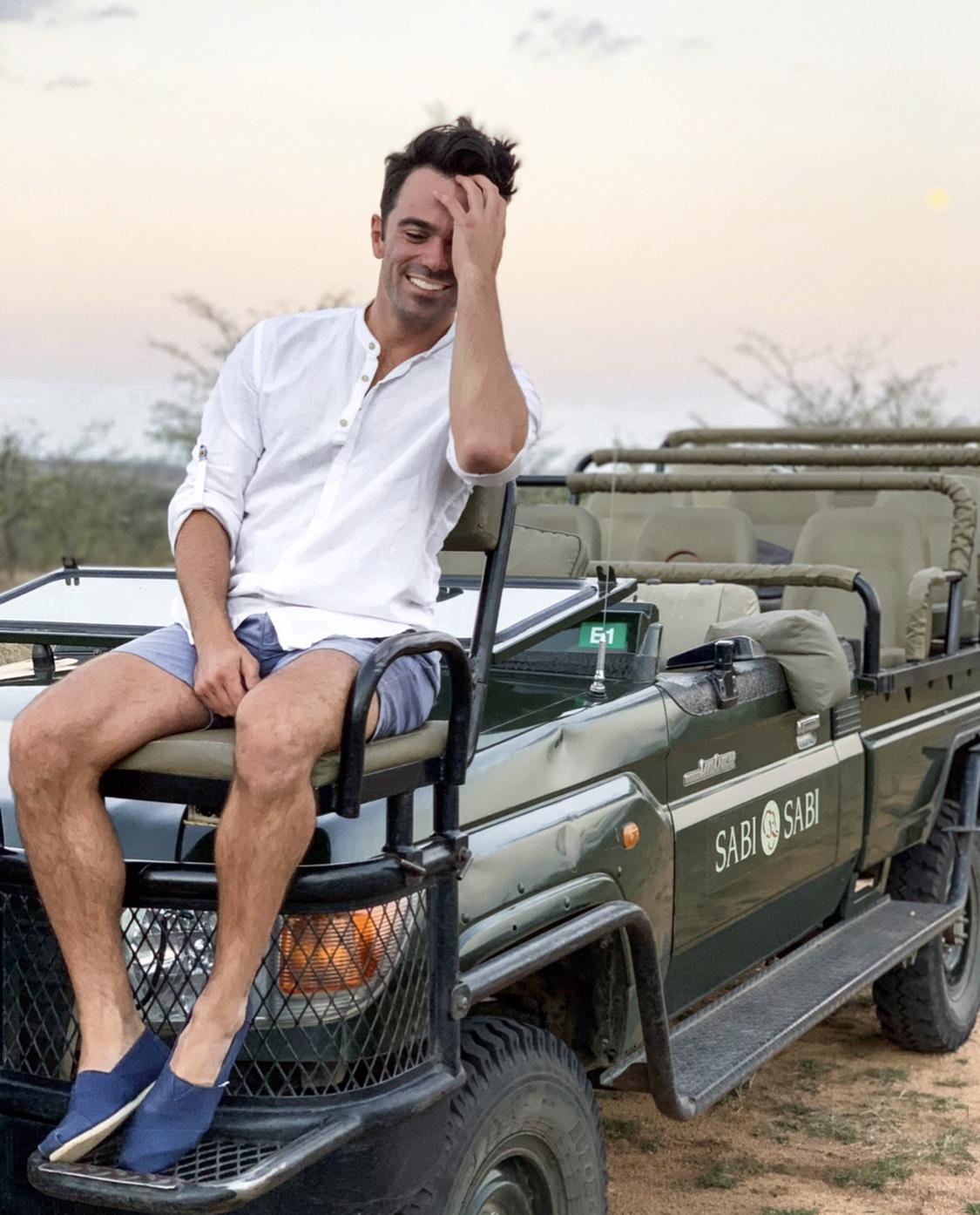 Sabi Sabi Private Game Reserve South Africa Justin Walter