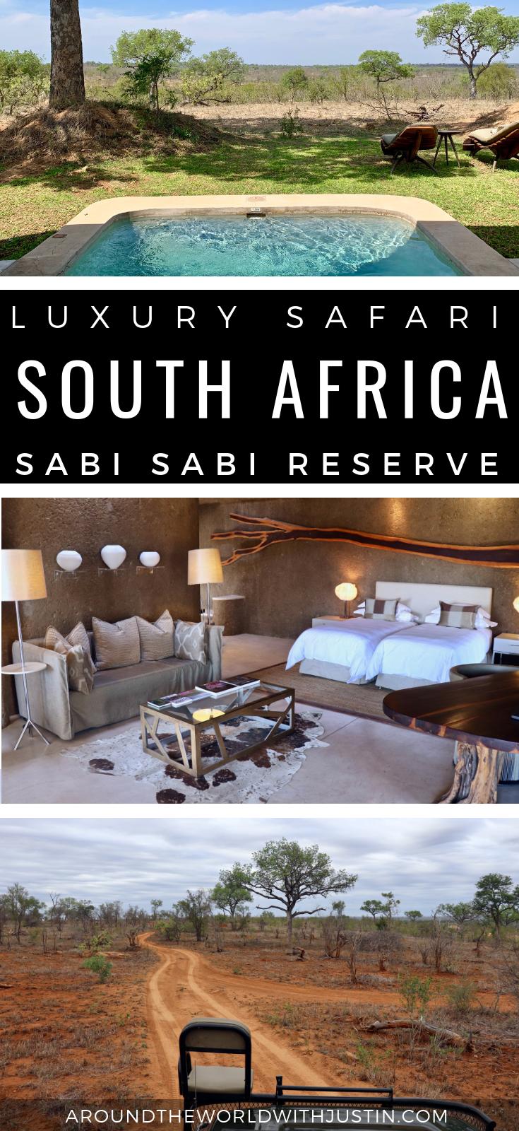 Sabi Sabi Private Game Reserve South Africa Luxury Safari
