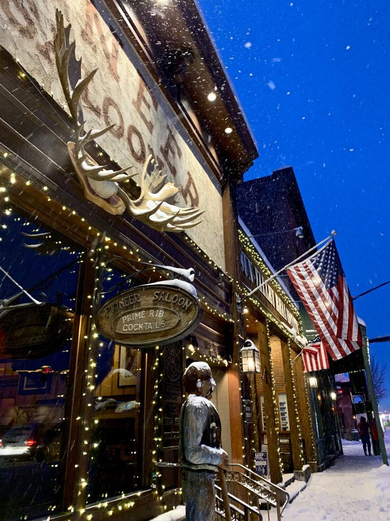 Things To Do In Sun Valley Idaho Pioneer Saloon