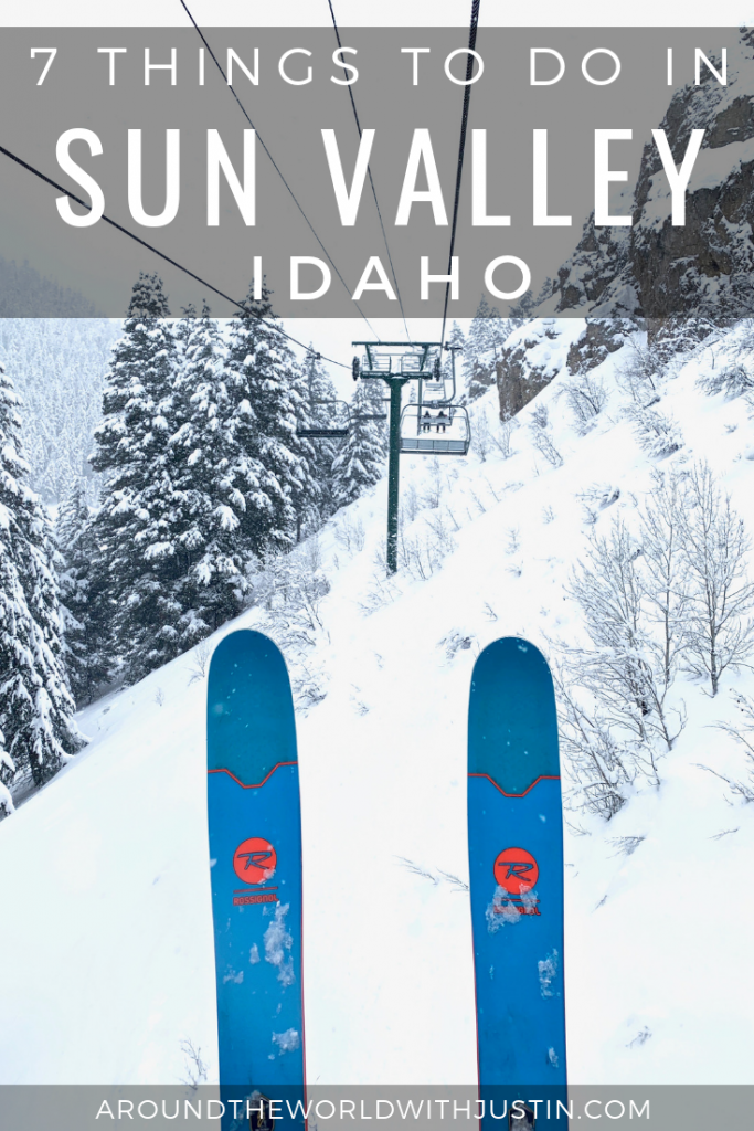 Things to do Sun Valley Idaho