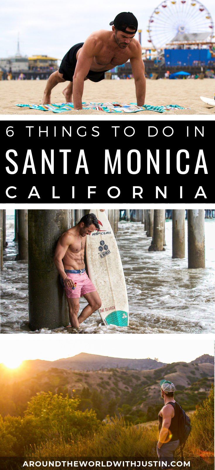 6 Things to do in Santa Monica