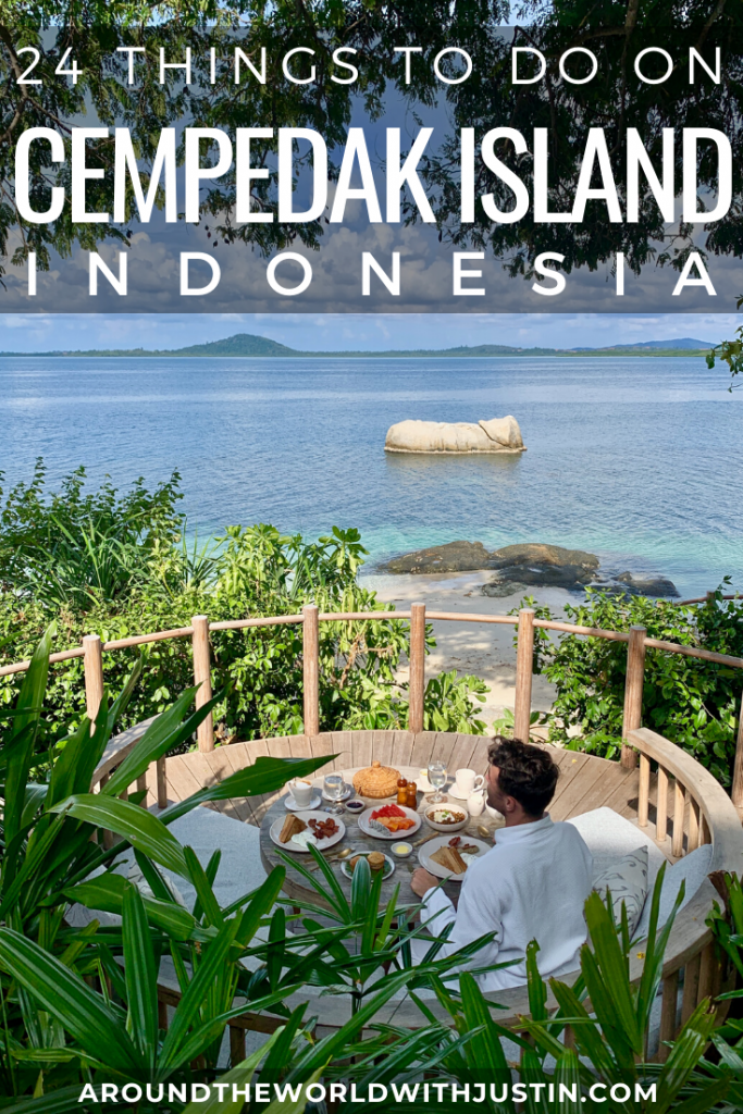 Cempedak Island Indonesia