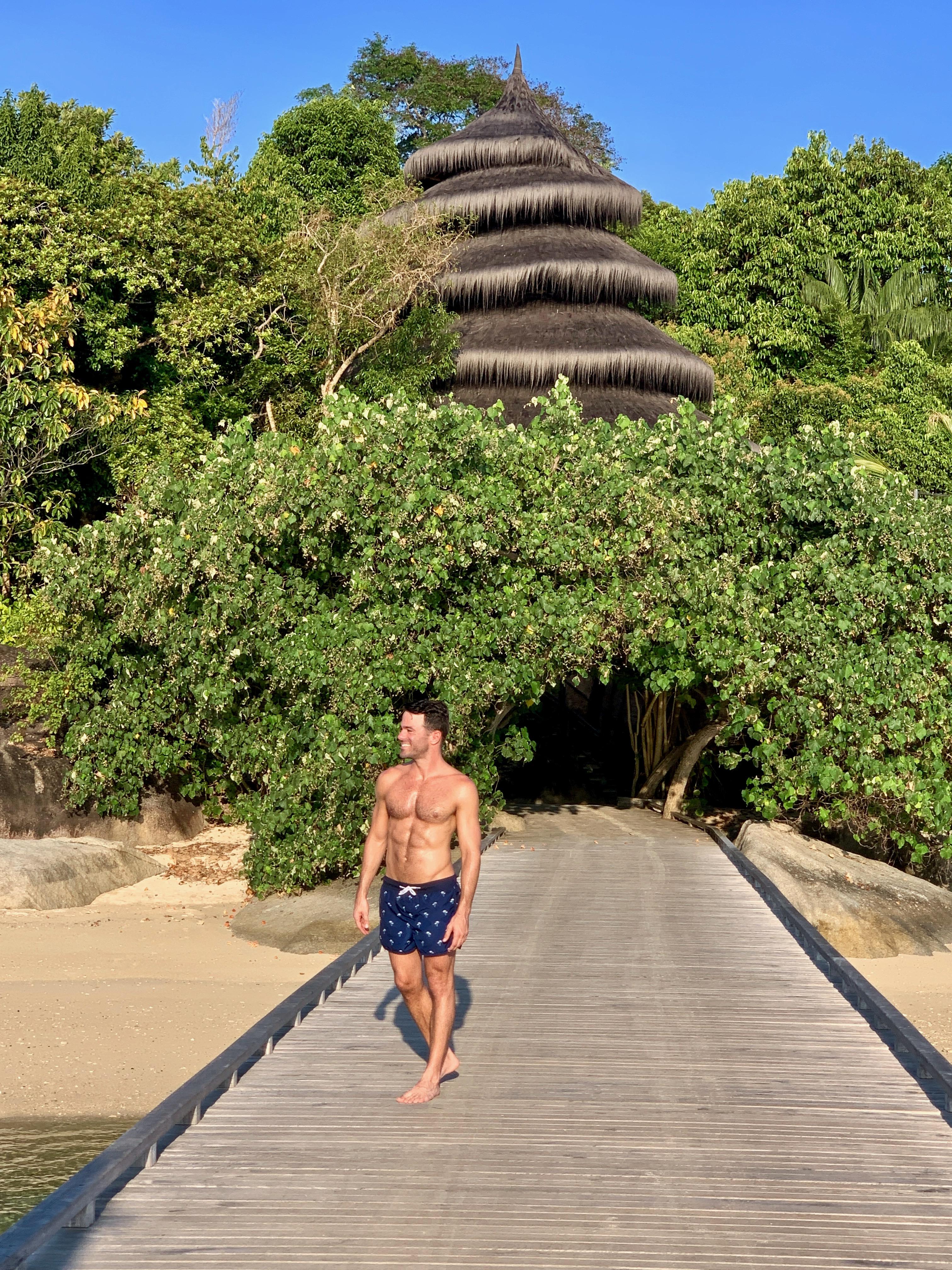 Cempedak Island Indonesia Dodo Bar