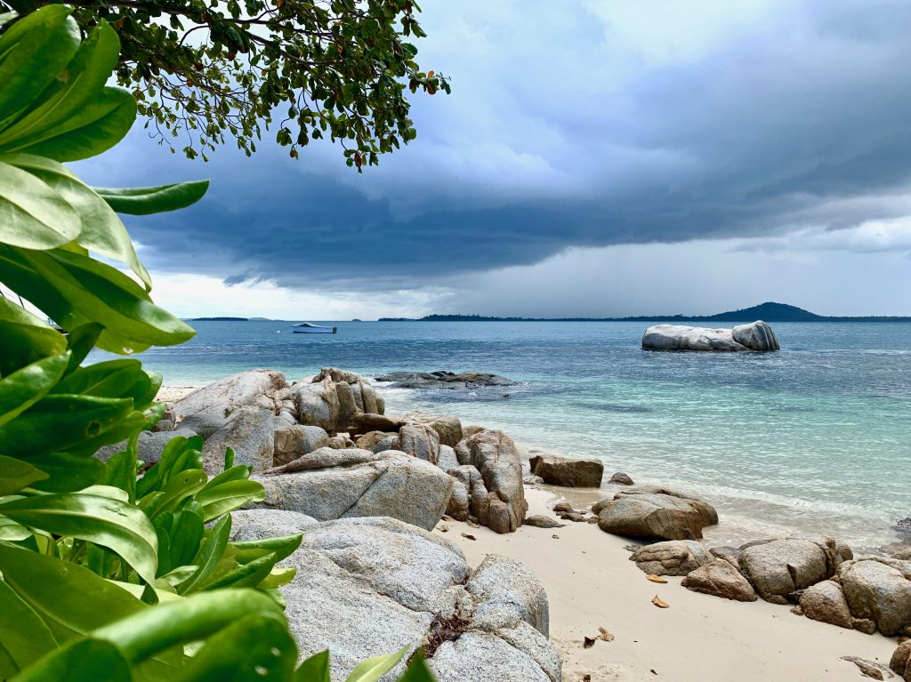 Cempedak Island Indonesia private island