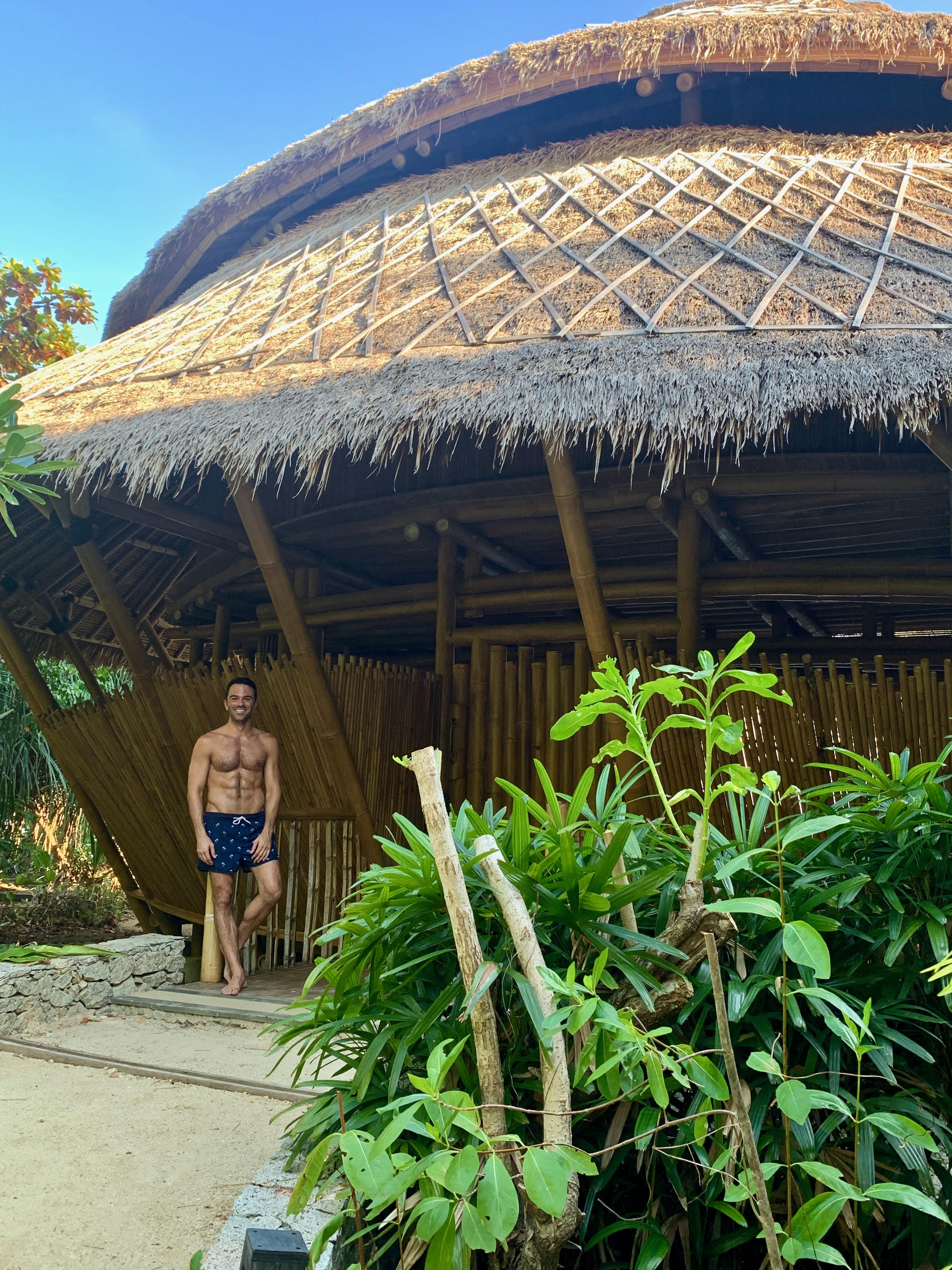 Cempedak Island Indonesia private island