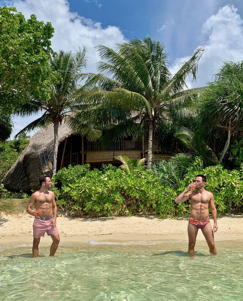 Cempedak Island Indonesia private island Justin Walter