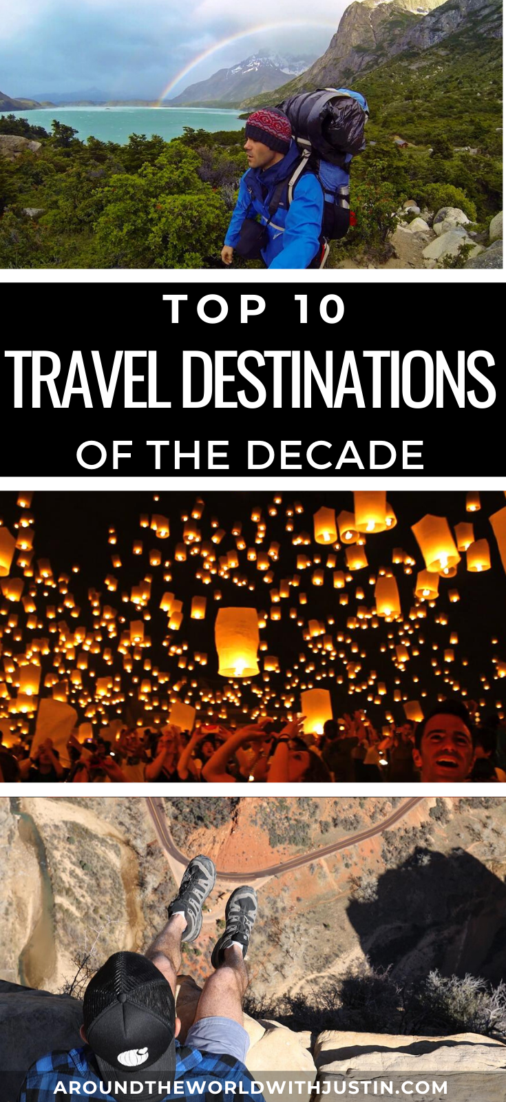 Top 10 Travel Destinations of the Decade