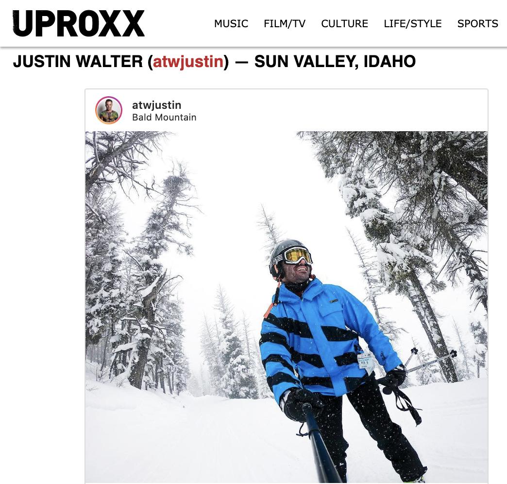 Sun Valley Idaho Justin Walter Uproxx