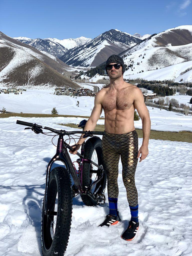 Sun Valley Idaho fat tire biking