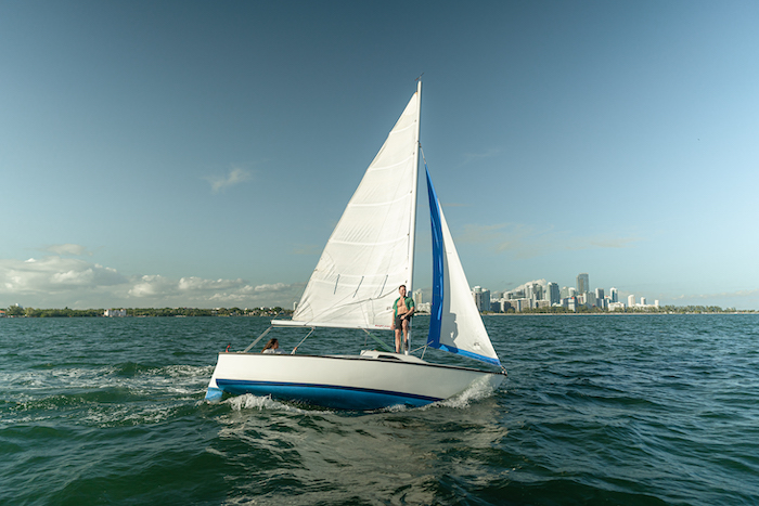 sailing coconut grove