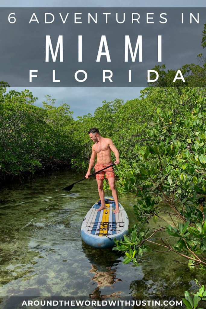outdoor adventures miami florida stand up paddle boarding biscayne national park SUP