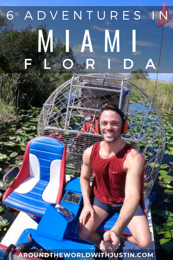 outdoor adventures miami florida everglades airboat tour