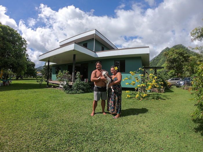 best places to stay in Tahiti Airbnb