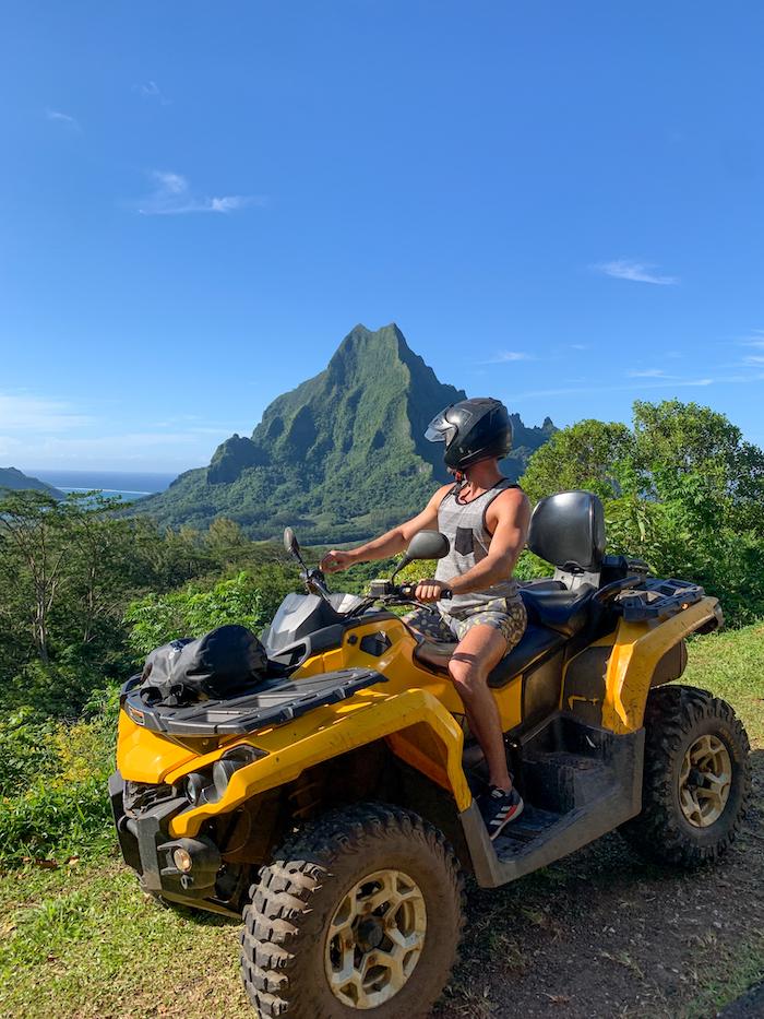 Islands of Tahiti ATV