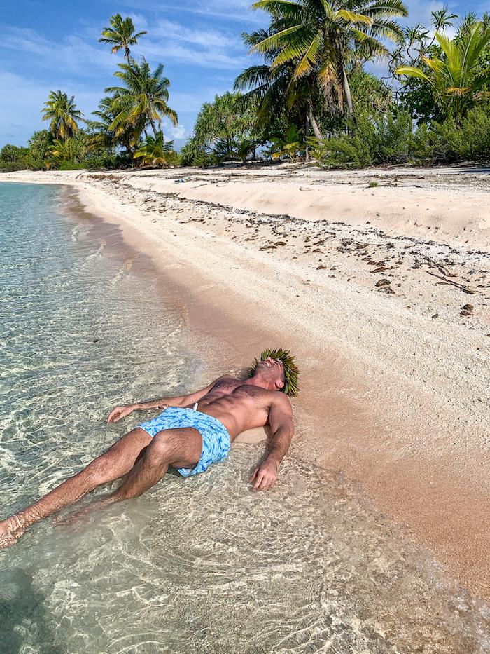 Islands of Tahiti Tikehau Justin Walter