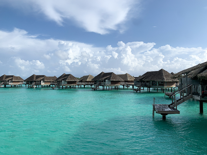 bora bora overwater bungalows best places to stay in Tahiti