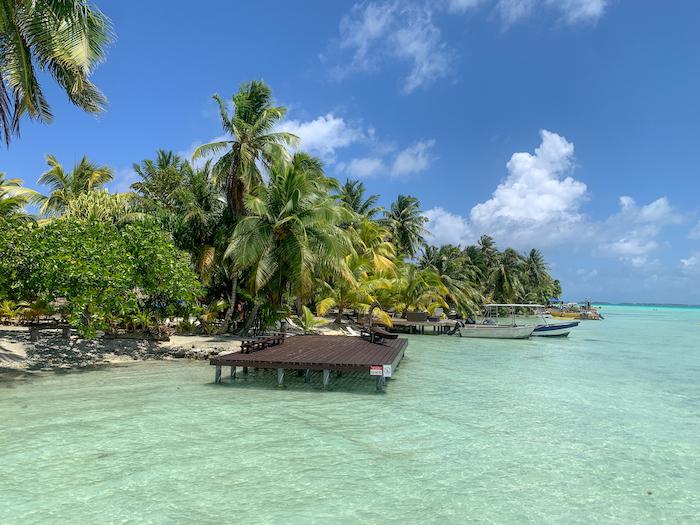Islands of Tahiti motu