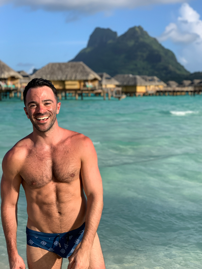 Justin Walter best places to stay in Tahiti