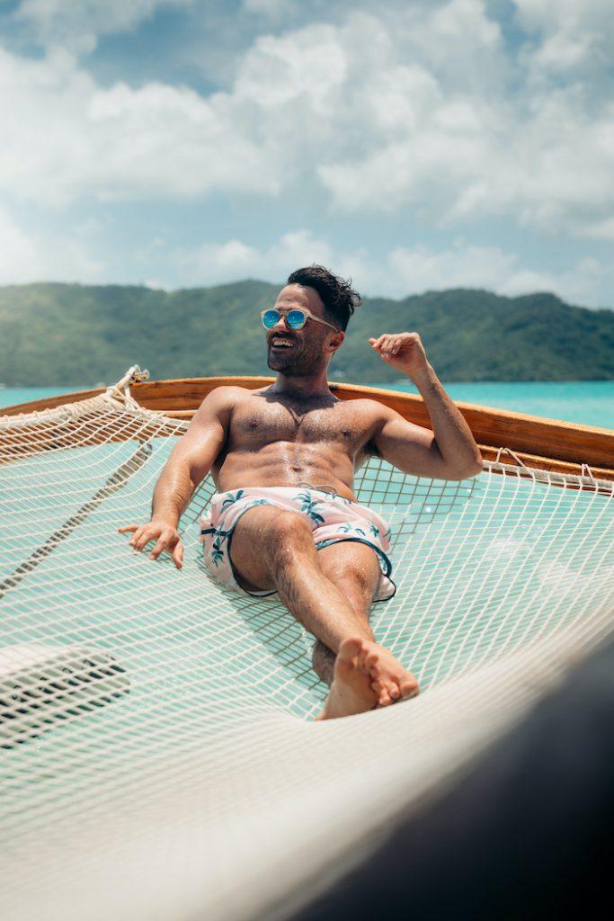 Islands of Tahiti Justin Walter
