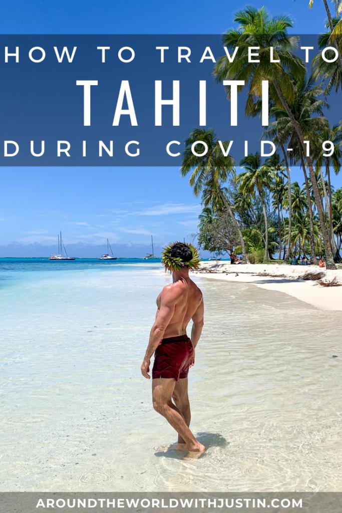 Travel to Tahiti COVID-19